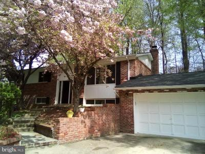 Springfield, Burke Single Family Home For Sale: 5311 Weymouth Drive