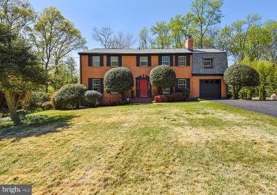 Alexandria Single Family Home Active Under Contract: 9312 Maybrook Place