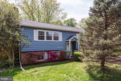 Fairfax Single Family Home For Sale: 9505 Farmview Court