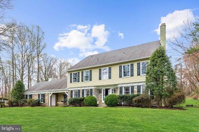 Mclean Single Family Home For Sale: 1050 Cedrus Lane