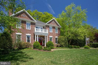 Fairfax County Single Family Home For Sale: 1904 Mallinson Way