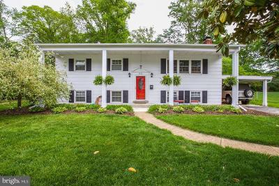 Fort Hunt Single Family Home For Sale: 2004 Rampart Drive