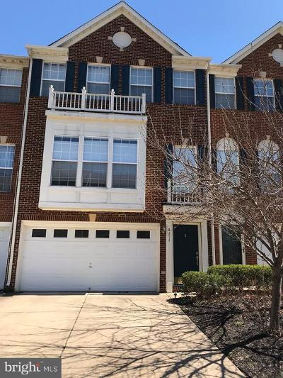Lorton Townhouse For Sale: 8274 Shannons Landing Way