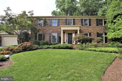 McLean Single Family Home For Sale: 1310 Round Oak Court