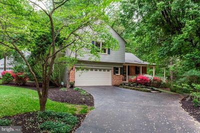 Fairfax, Fairfax Station Single Family Home For Sale: 12210 Rowan Tree Drive