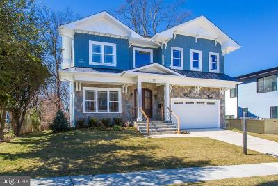 Vienna Single Family Home For Sale: 703 Ware Street SW