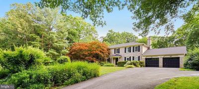 Oakton Single Family Home For Sale: 10905 Justin Knoll Road