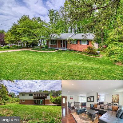 Annandale Single Family Home For Sale: 6800 Capstan Drive