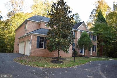 Fairfax, Fairfax Station Single Family Home For Sale: 5789 Ladues End Court