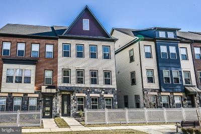 Kingstowne Townhouse For Sale: 6103 Olivet Drive