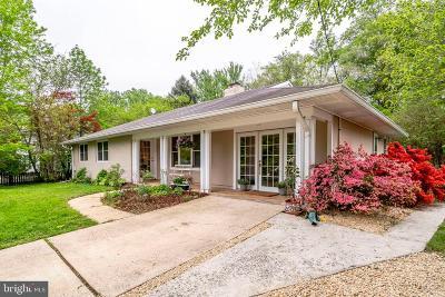 Vienna Single Family Home For Sale: 501 Creek Crossing Road NE