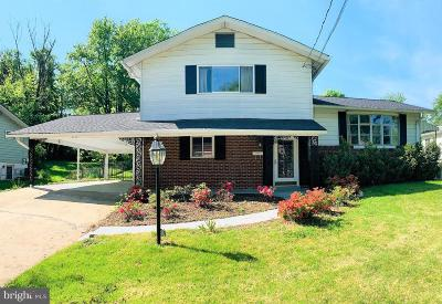Annandale Single Family Home For Sale: 7713 Killebrew Drive