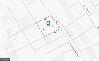 Falls Church Residential Lots & Land For Sale: 2240 Highland Terrace