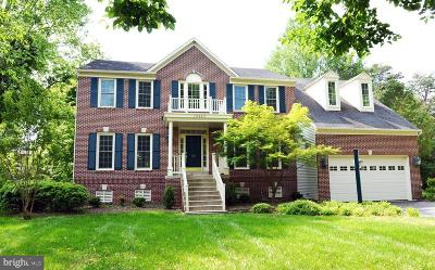 Centreville, Clifton Single Family Home For Sale: 15343 Stillfield Court