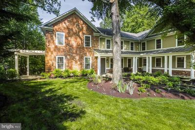 Alexandria Single Family Home For Sale: 7612 Woodridge Circle