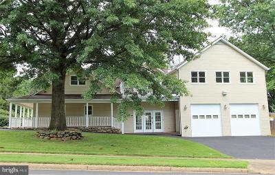 Falls Church Single Family Home For Sale: 1915 Anderson Road