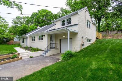 Fort Hunt Single Family Home For Sale: 7111 Fort Hunt Road