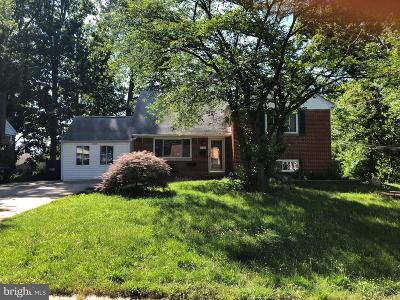 Springfield Single Family Home For Sale: 5906 Flanders Street