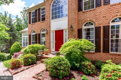 Alexandria Single Family Home For Sale: 3813 Nalls Road
