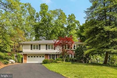 Fort Hunt Single Family Home For Sale: 1210 Huntly Place