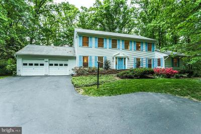 Herndon Single Family Home For Sale: 1710 Firewood Court