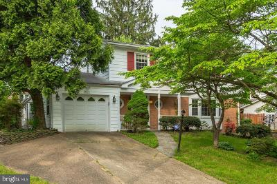 Fairfax Single Family Home For Sale: 9215 Santayana Drive