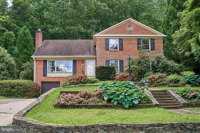 Annandale, Falls Church Single Family Home For Sale: 6535 Bay Tree Court