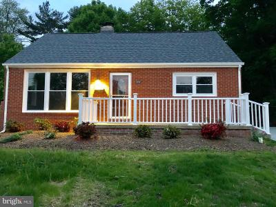 Falls Church Single Family Home For Sale: 3111 Annandale Road