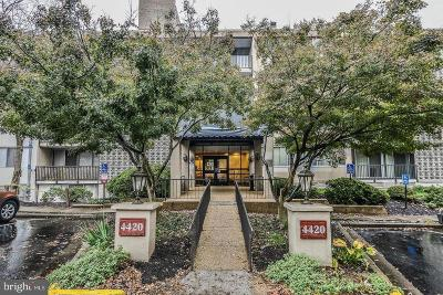 Annandale, Falls Church Condo For Sale: 4420 Briarwood Court N #A-10