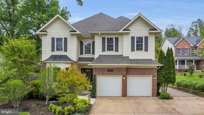 Fairfax Single Family Home For Sale: 4621 Holly Avenue