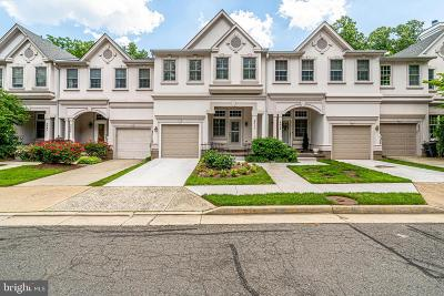 Falls Church Townhouse For Sale: 2011 Magarity Court