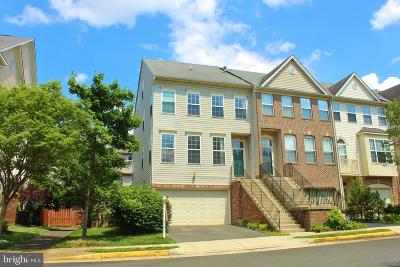 Franconia Townhouse For Sale: 7713 Martin Allen Court