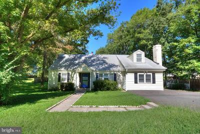 Fairfax Single Family Home For Sale: 4008 Guinea Road