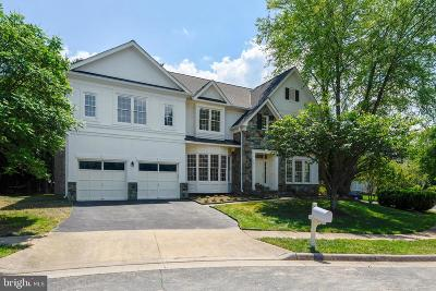 McLean Single Family Home For Sale: 6295 Columbus Hall Court