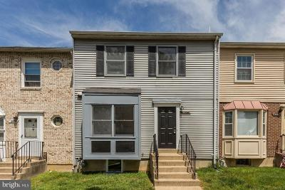 Fairfax Townhouse For Sale: 3027 Hickory Grove Court