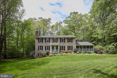 Fairfax County Single Family Home For Sale: 11309 Hunt Farm Lane