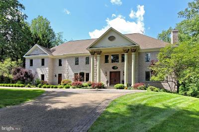 McLean Single Family Home For Sale: 1350 Woodside Drive