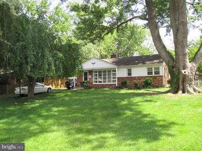 Alexandria VA Single Family Home For Sale: $2,390