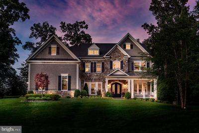 Oakton Single Family Home For Sale: 3001 Weber Place