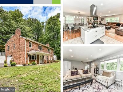 Vienna Single Family Home For Sale: 9342 Campbell Road
