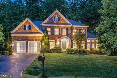 Falls Church Single Family Home For Sale: 3749 Tennis Court