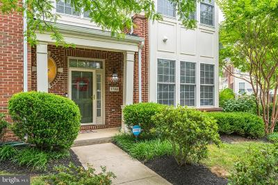 Alexandria Townhouse For Sale: 3744 Mary Evelyn Way