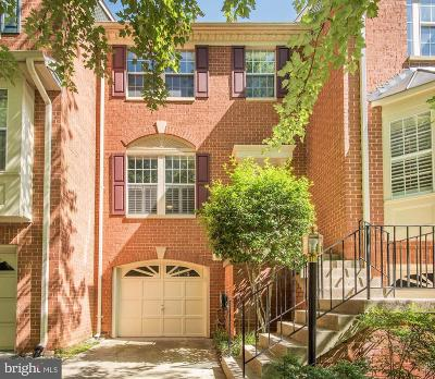 Reston Townhouse For Sale: 1406 Park Garden Lane