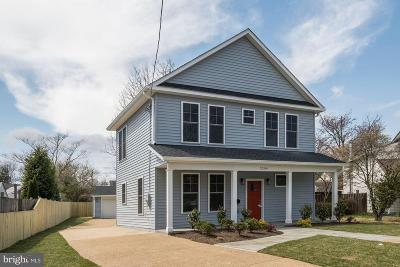 Fairfax County Single Family Home For Sale: 3204 Blundell Circle