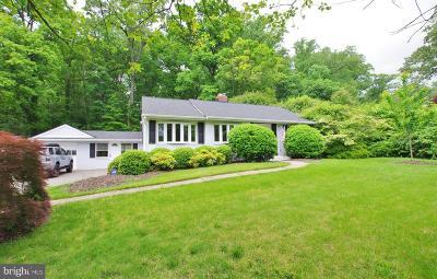 Fairfax County Single Family Home For Sale: 1224 Morningside Lane