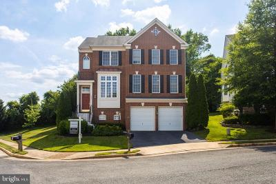 Alexandria Single Family Home For Sale: 5862 Governors Hill Drive