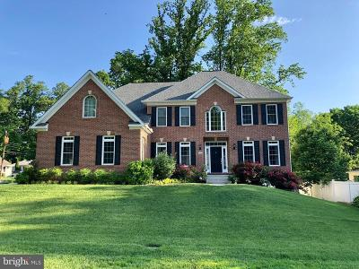 Falls Church Single Family Home For Sale: 7612 Fisher Drive