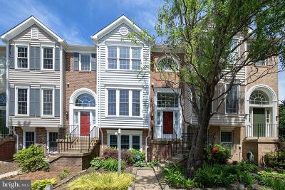 Alexandria Townhouse For Sale: 7013 Chesley Search Way
