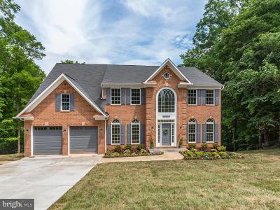 Lorton Single Family Home For Sale: 10513 Greene Drive