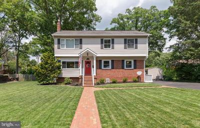 Falls Church Single Family Home For Sale: 7322 Ronald Street